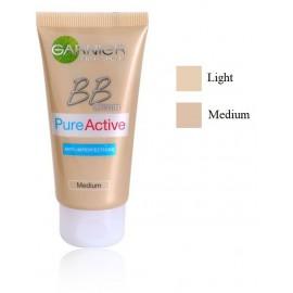 Garnier Pure Active 5in1 BB Cream SPF 15 kremas su atspalviu 50 ml.