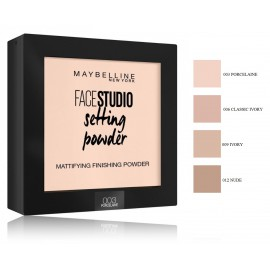 Maybelline Face Studio Setting Powder kompaktinė pudra 9 g.
