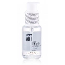 Loreal Professionnel Tecni Art Liss Control + Serum tiesinamasis serumas 50 ml.