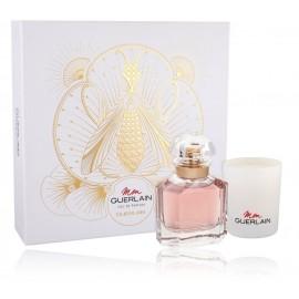 Guerlain Mon Guerlain rinkinys moterims (50 ml. EDP + kvapni žvakė 75 g.)