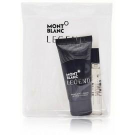 Mont Blanc Legend rinkinys vyrams (7,5 ml. EDT + balzamas po skutimosi 50 ml.)