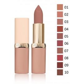 Loreal Color Riche Nuden Ultra-Matte matiniai lūpų dažai 3.6 g.