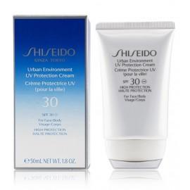Shiseido Urban Environment UV Protection SPF 30 apsauginis kremas nuo saulės 50 ml.