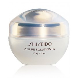 Shiseido Future Solution LX Total Protective Cream SPF20 dieninis kremas 50 ml.