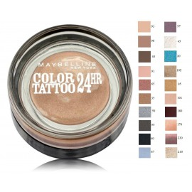 Maybelline Eye Studio Color Tattoo akių šešėliai