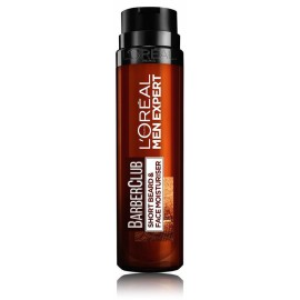 Loreal Men Expert Barber Club Short Beard Moisturiser barzdos ir veido drėkiklis 50 ml.