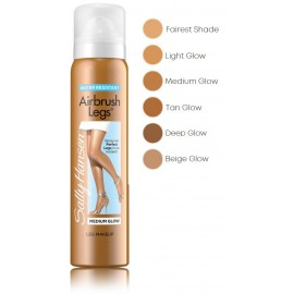 Sally Hansen Airbrush Legs Makeup purškiamos pėdkelnės 75 ml.