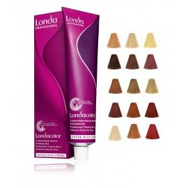 Londa Professional Extra-Rich Creme Permanent plaukų dažai 60 ml.