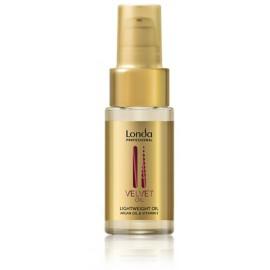Londa Professional Lightweight Velvet Oil atkuriamasis aliejus plaukams
