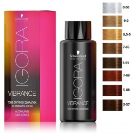 Schwarzkopf Professional IGORA Vibrance Tone on Tone plaukų dažai 60 ml.