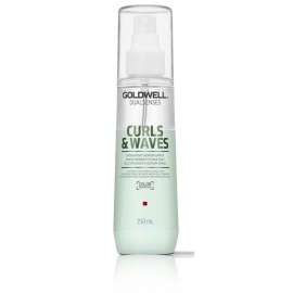 Goldwell Dualsenses Curls & Waves Hydrating purškiamas kondicionierius garbanotiems plaukams 150 ml.