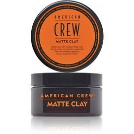 American Crew Classic Matte Clay modeliuojamasis molis 85 g.
