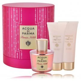 Acqua Di Parma Peonia Nobile rinkinys moterims (100 ml. EDP + 75 ml. dušo gelis + 75 ml. kūno losjonas)