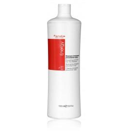 Fanola Energy šampūnas nuo plaukų slinkimo