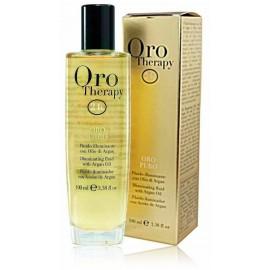 Fanola Oro Therapy  Oro Puro fluidas su argano aliejumi 100 ml.