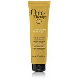 Fanola Oro Therapy  Oro Puro rankų kremas 100 ml.