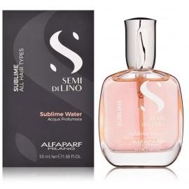 Alfaparf Milano Semi Di Lino Sublime Water aromatinis fluidas 50 ml.