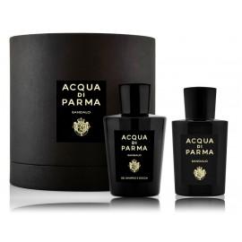 Acqua Di Parma Sandalo rinkinys vyrams ir moterims (100 ml. EDP + 200 ml. dušo gelis)