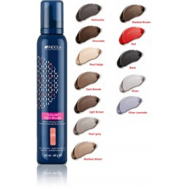 Indola Profession Color Style Mousse dažančios plaukų putos 200 ml.
