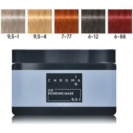 Schwarzkopf Professional Chroma ID Bonding Color Mask dažanti plaukų kaukė 250 ml.