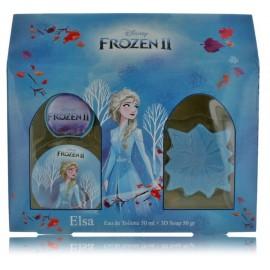 Disney Frozen II Elsa rinkinys mergaitėms (50 ml. EDT + muilas 50 g.)