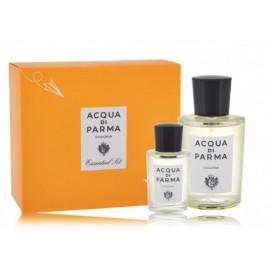 Acqua di Parma Colonia rinkinys moterims ir vyrams (100 ml. EDC + 20 ml. EDC)