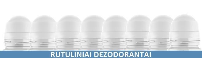 Rutuliniai dezodorantai